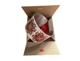 Гривна с мотив Българска шевица дебела в подаръчна кутия