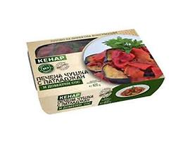 Кенар Печена чушка патладжан и доматен сос 400 г