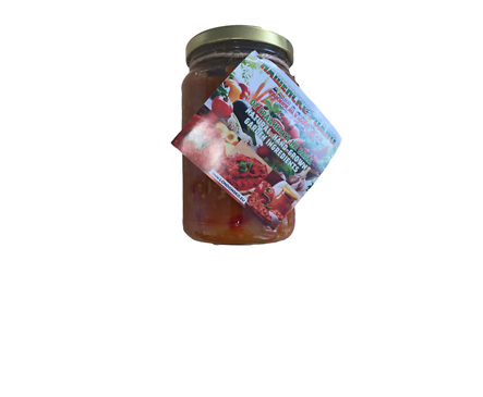 Нашенско родно Лондонско лютеница по бабина рецепта 370 г