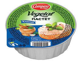 Компас зеленчуков пастет класик 125 г