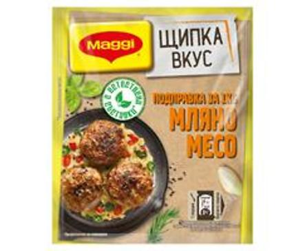Maggi Щипка вкус подправка за мляно месо 20 г