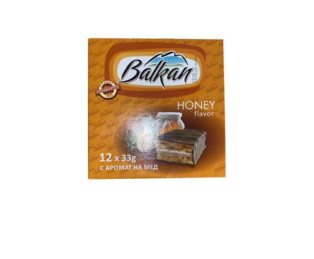 Балкан суха паста с аромат на мед 12 броя х 33г