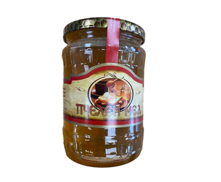 Мед Акация от пчеларска ферма Бормалийски Хисар 700 г