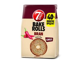 Bake Rolls BRAN чили 112 г