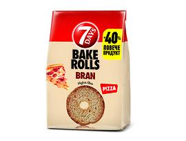Bake Rolls BRAN пица 112 г