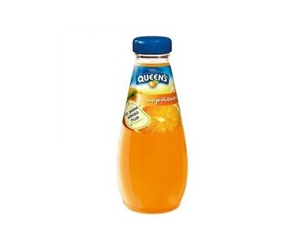 Сок Куинс портокал 250 мл