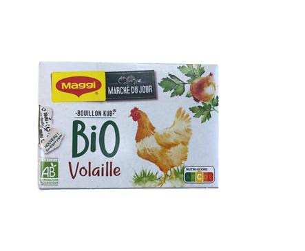Maggi БИО Бульон пилешки 80 г