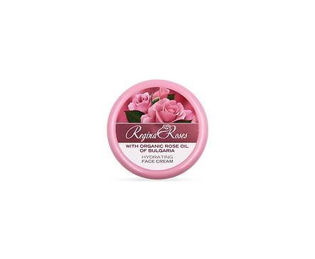 Биофреш Хидратиращ крем за лице ROSES с био розово масло 30 г