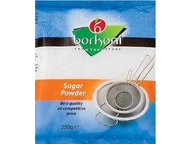 Боркони Пудра захар 250 г