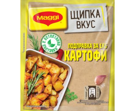 Maggi Щипка вкус Подправка за картофи 20 г