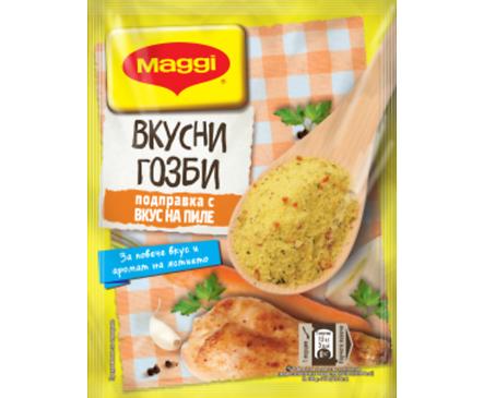 Maggi Вкусни гозби подправка с вкус на пилешко месо 90 г