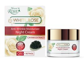 White RoseCaviar Нощен крем 50 г