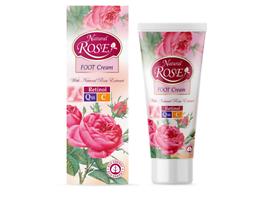 Natural Rose Крем за крака Q и ретинол 10 75 г
