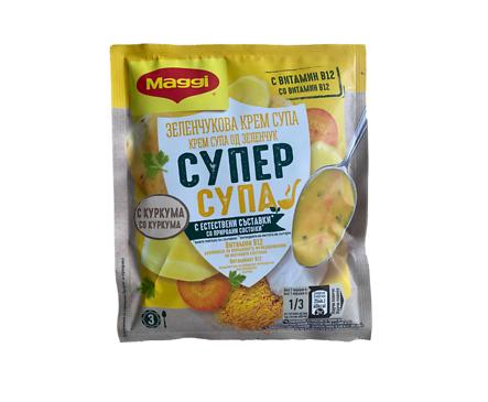 Maggi Супер крем супа Зеленчукова Куркума 55 г