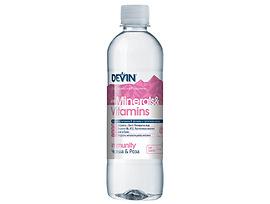 Девин Mineral Vitamins Череша и роза 425 мл