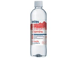 Девин Mineral Vitamins Ягода и мента 425 мл