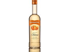 Блага спиртна напитка от сърцето на Балкана ракия 700 мл