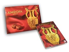 Бонбони Амфора шоколадови 130 г