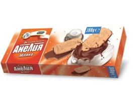 Победа Бисквити Анелия с мляко 200 г