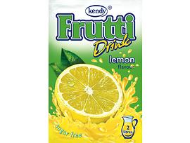 Frutti разтворима напитка лимон без захар за 2л сок 9 г