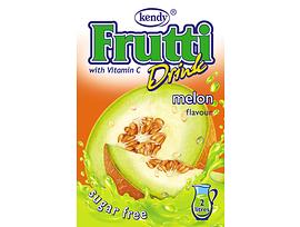 Frutti разтворима напитка пъпеш 9 г