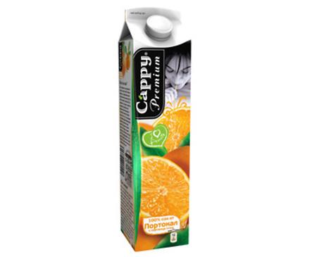 Cappy портокал 10 кг