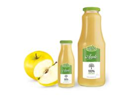 Филикон Грено100 сок от ябълки в стъклена бутилка 1000 мл