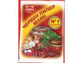 Биосет Червен пипер сладък бурканче 30 г