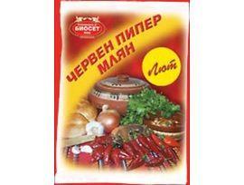 Биосет Лют Червен пипер 40 г