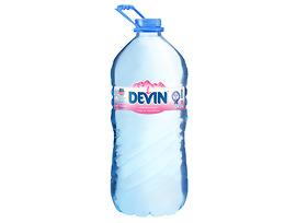 Девин Изворна вода розов етикет 11000 л