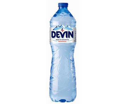 Девин Минерална вода 1500 л