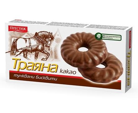 Траяна Бисквити какао 175 г