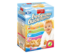 Sweet Бебешки бисквити 240 г