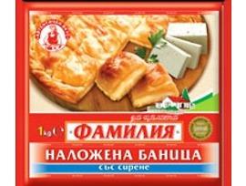 Фамилия Наложена Баница сирене 900 г