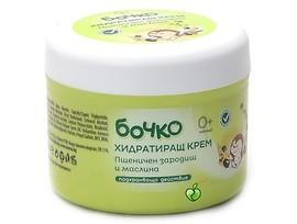 Бочко Хидр крем Пшеничен зародиш и Маслина 240 г