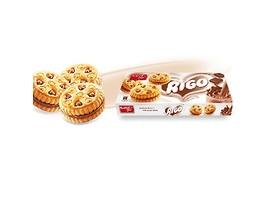 Риго Бисквити с какаов крем 165 г
