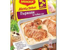 Maggi Фикс за пържоли в гъбен сос 28 г