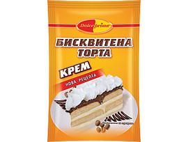 Меркурий Крем бисквитена торта 70 г