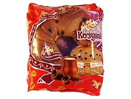 Кейк мания козунак с шоколад 450 г