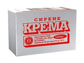 Крема сирене 125 г
