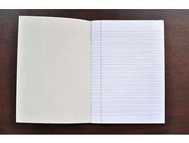 Тетрадка тесни и широки редове