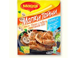 Maggi Фикс за пиле с гъби в сметанов сос 48 гр