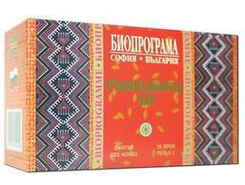 Биопрограма Старопланински чай 30 г